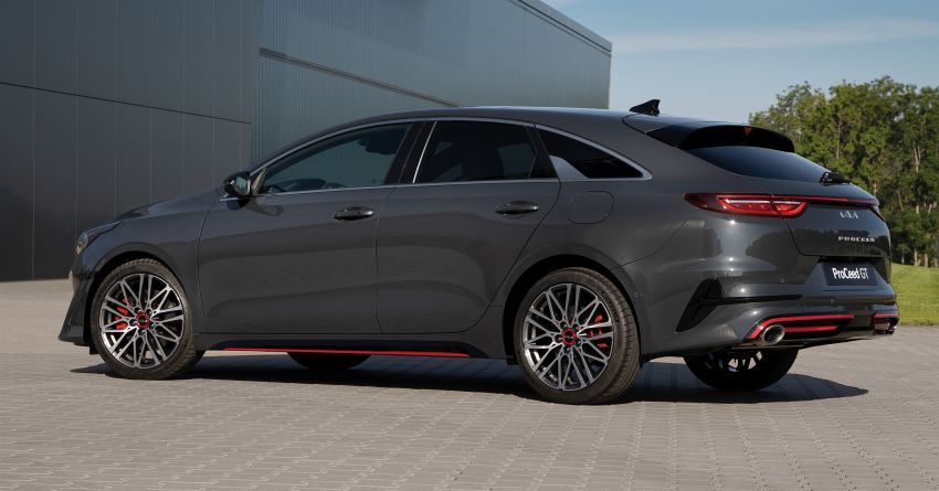 2022 Kia Ceed facelift unveiled – fresh exterior design with improved safety features, available in Q4 2021 Image #1319476