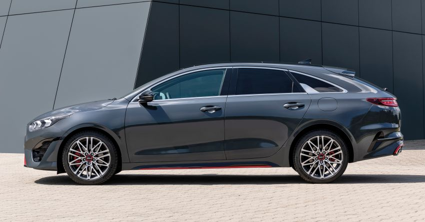 2022 Kia Ceed facelift unveiled – fresh exterior design with improved safety features, available in Q4 2021 Image #1319481