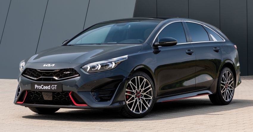 2022 Kia Ceed facelift unveiled – fresh exterior design with improved safety features, available in Q4 2021 Image #1319482
