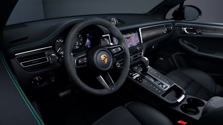 2022 Porsche Macan facelift – revised petrol SUV revealed with more power, minor aesthetic tweaks Image #1321254