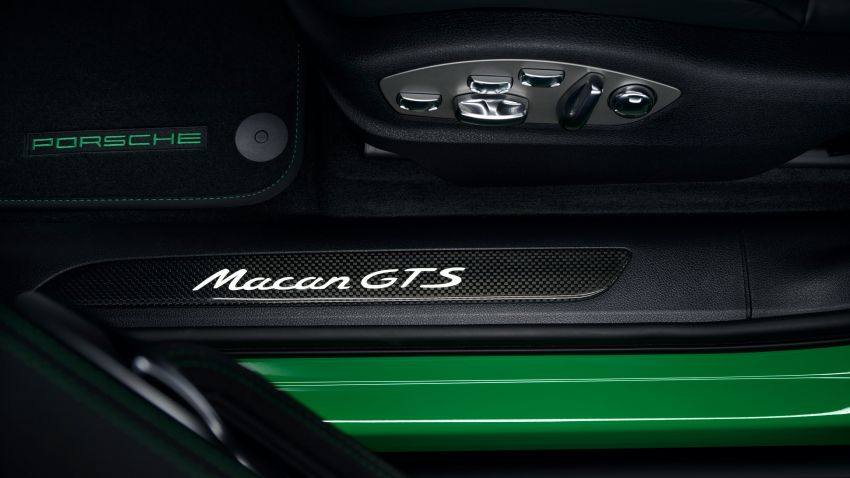 2022 Porsche Macan facelift – revised petrol SUV revealed with more power, minor aesthetic tweaks Image #1321255