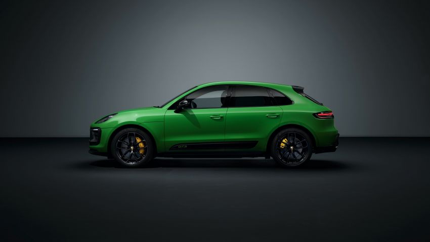 2022 Porsche Macan facelift – revised petrol SUV revealed with more power, minor aesthetic tweaks Image #1321241