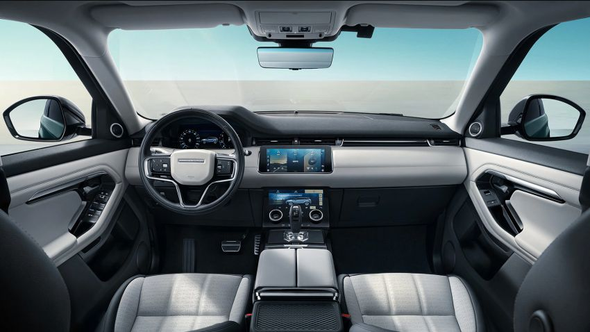 2021 Range Rover Evoque L – long wheelbase variant debuts in China, 125 mm more rear legroom; RM280k Image #1320394