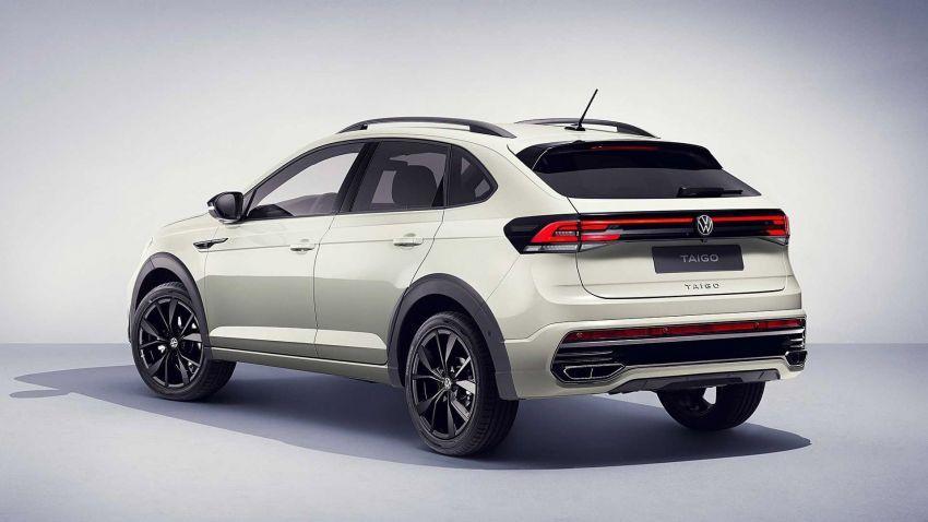 Volkswagen Taigo 2022 tampil pertama kali di Eropah Image #1324536