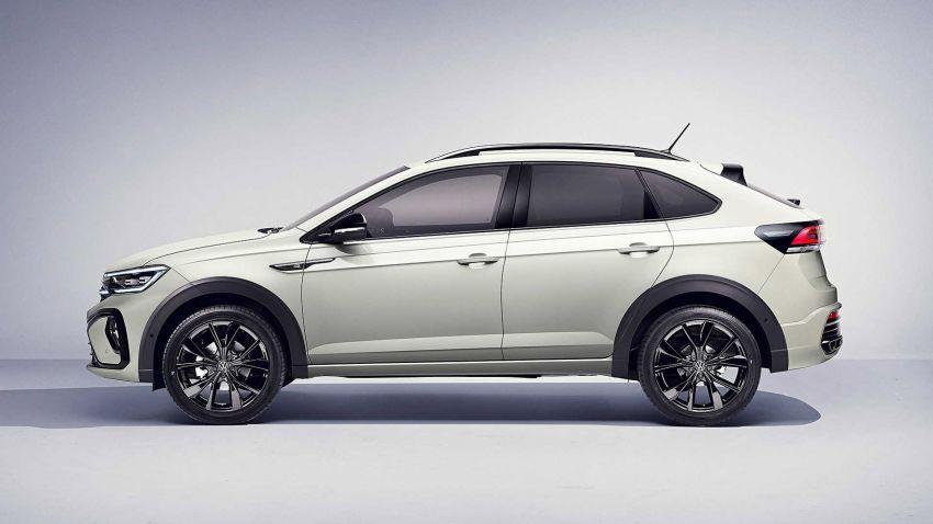 Volkswagen Taigo 2022 tampil pertama kali di Eropah Image #1324537