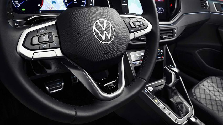 Volkswagen Taigo 2022 tampil pertama kali di Eropah Image #1324547