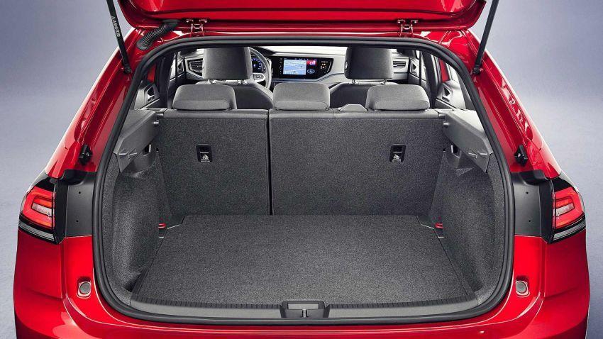 Volkswagen Taigo 2022 tampil pertama kali di Eropah Image #1324555