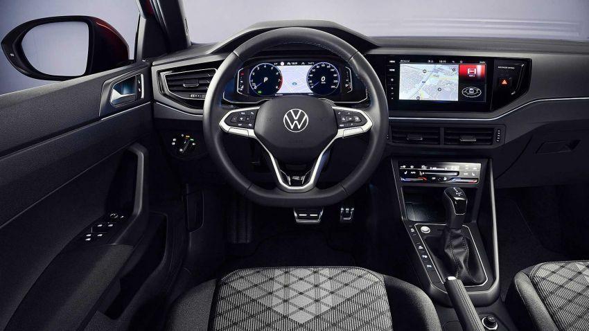 Volkswagen Taigo 2022 tampil pertama kali di Eropah Image #1324545