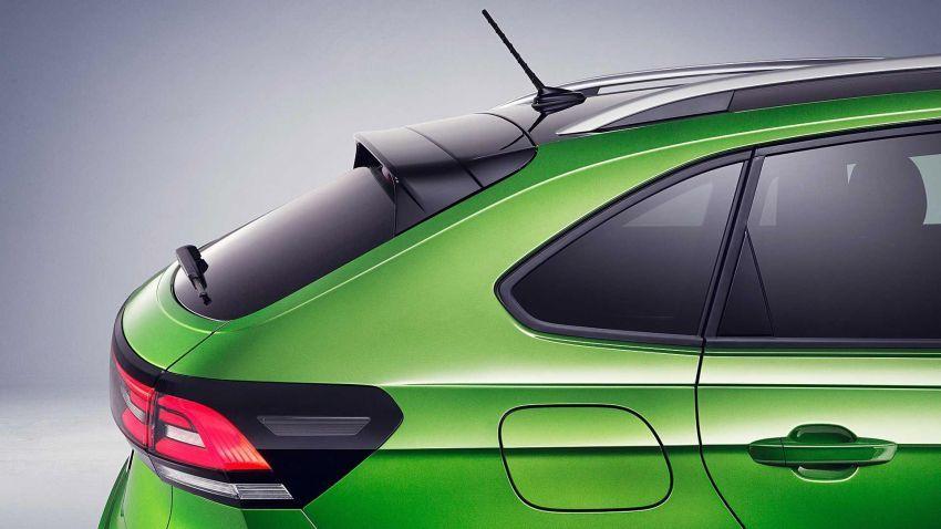 Volkswagen Taigo 2022 tampil pertama kali di Eropah Image #1324562
