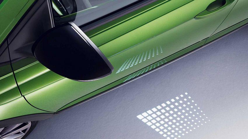 Volkswagen Taigo 2022 tampil pertama kali di Eropah Image #1324563
