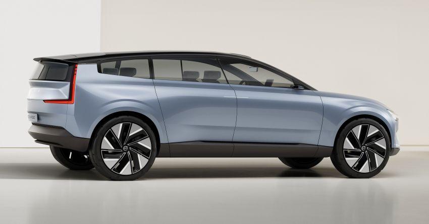 Volvo Concept Recharge 2022 buat penampilan sulung — era baru kereta elektrik, nama bukan lagi guna angka Image #1313970