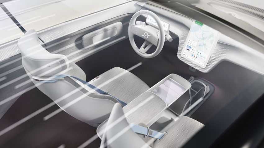 Volvo Concept Recharge 2022 buat penampilan sulung — era baru kereta elektrik, nama bukan lagi guna angka Image #1313964