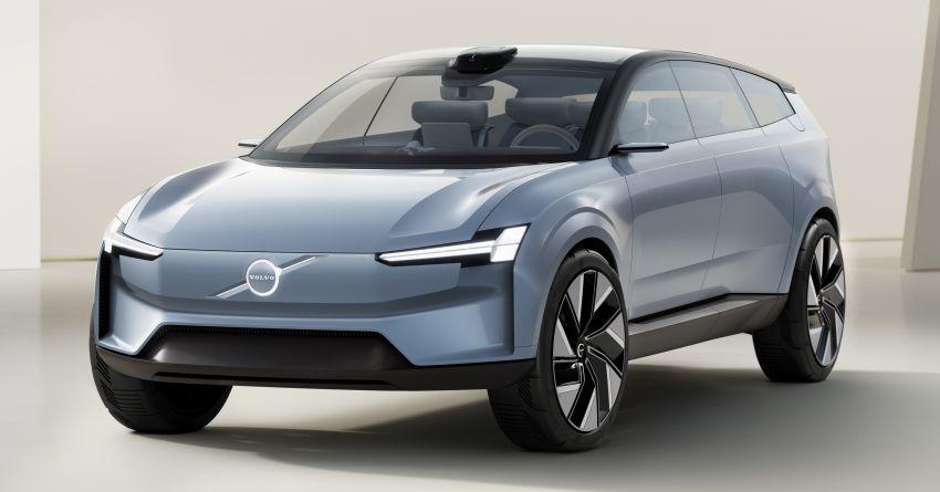 Volvo Concept Recharge 2022 buat penampilan sulung — era baru kereta elektrik, nama bukan lagi guna angka Image #1313969