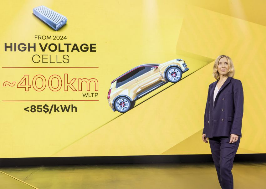 Renault previews future electric model range, battery ecosystem strategy; seven Renault EVs by 2025 Image #1314002