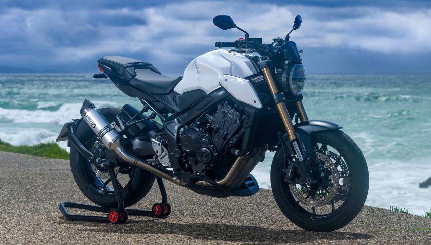 Ten best Honda CB650R customs by Honda Europe Image #1318445