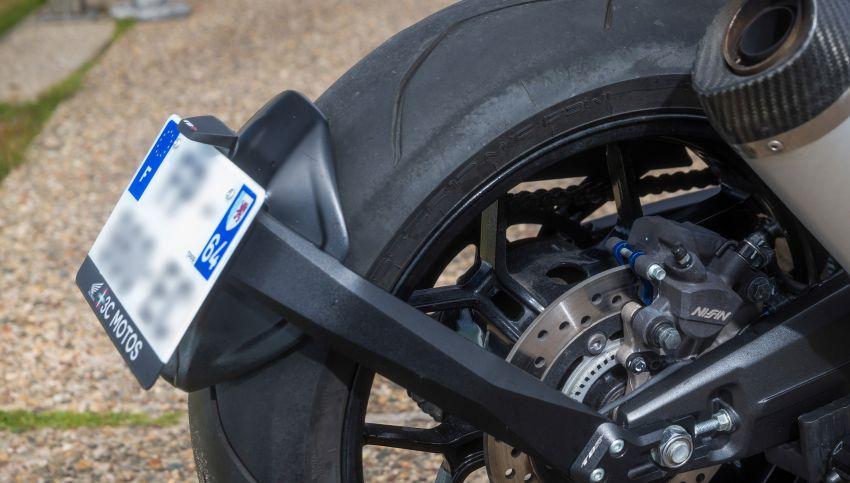 Ten best Honda CB650R customs by Honda Europe Image #1318446