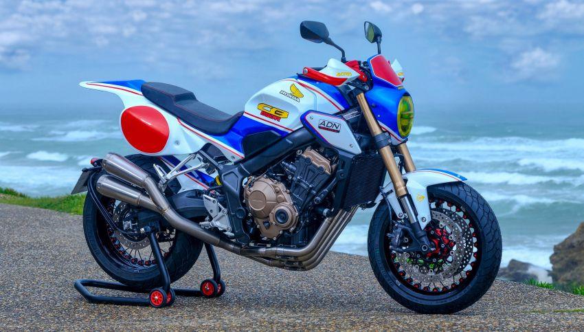 Ten best Honda CB650R customs by Honda Europe Image #1318450