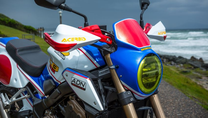 Ten best Honda CB650R customs by Honda Europe Image #1318451
