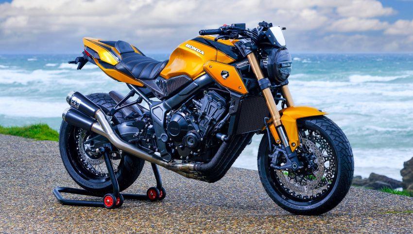 Ten best Honda CB650R customs by Honda Europe Image #1318455