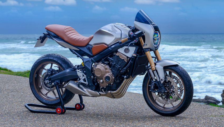 Ten best Honda CB650R customs by Honda Europe Image #1318460