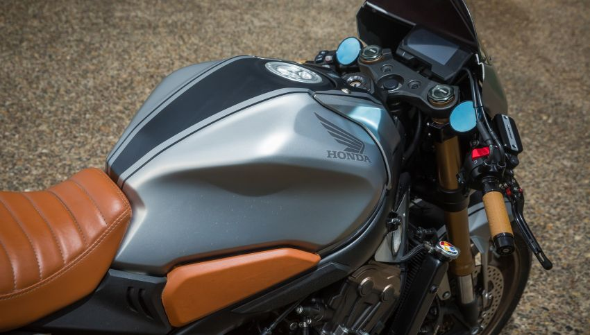 Ten best Honda CB650R customs by Honda Europe Image #1318461