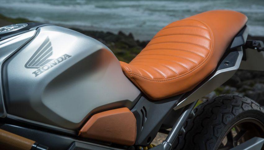 Ten best Honda CB650R customs by Honda Europe Image #1318462