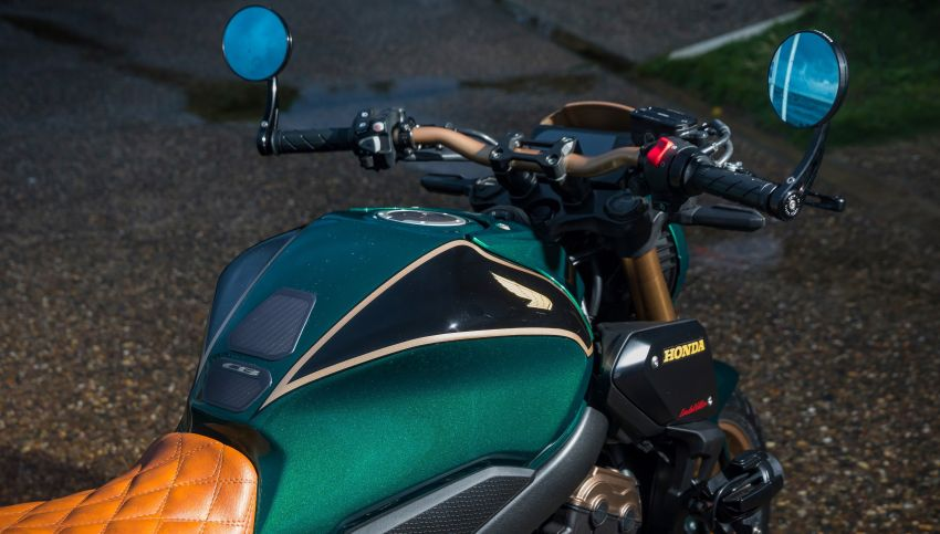 Ten best Honda CB650R customs by Honda Europe Image #1318466