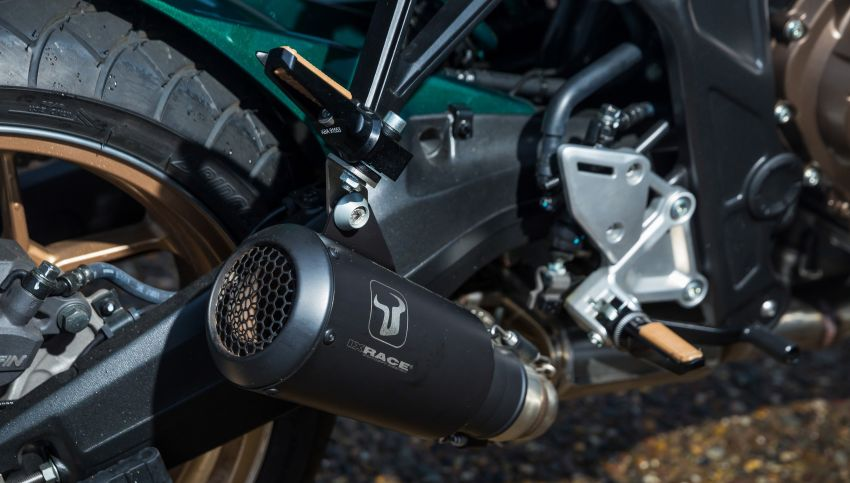 Ten best Honda CB650R customs by Honda Europe Image #1318467