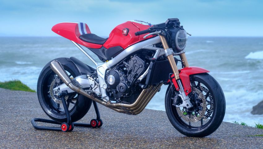 Ten best Honda CB650R customs by Honda Europe Image #1318470