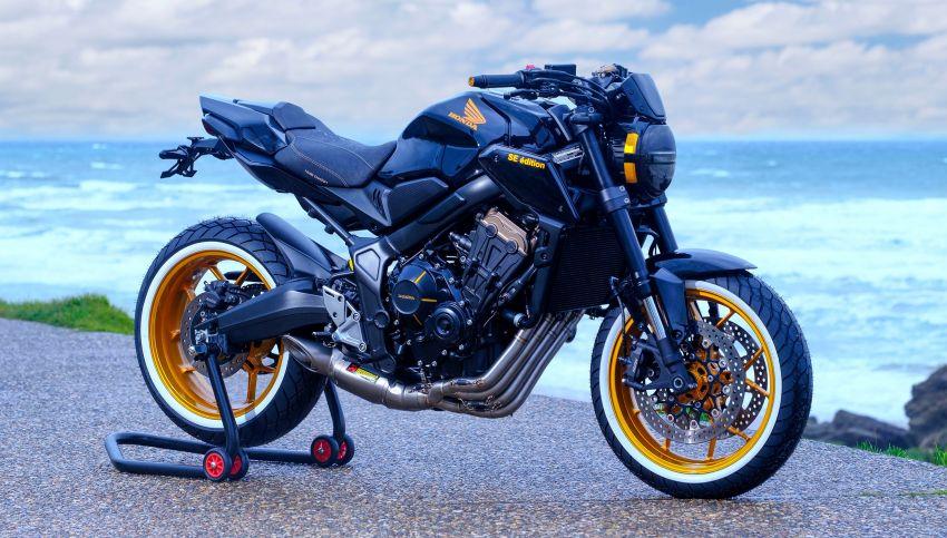 Ten best Honda CB650R customs by Honda Europe Image #1318480