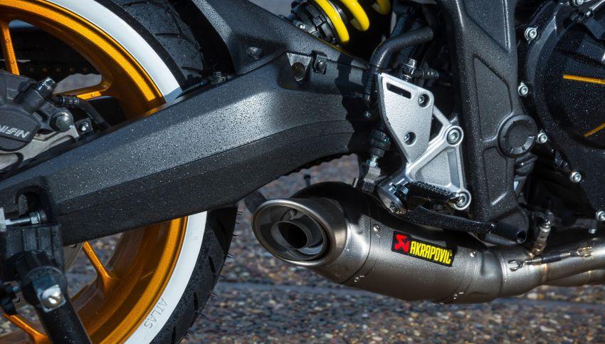 Ten best Honda CB650R customs by Honda Europe Image #1318483