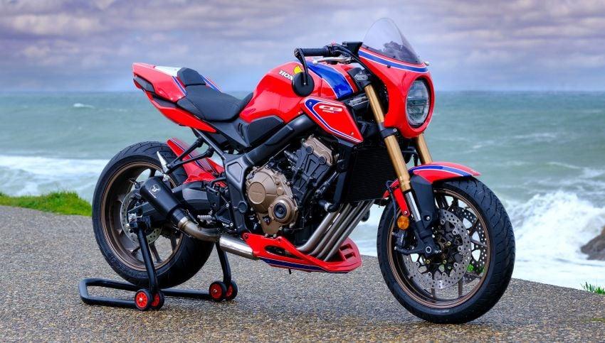 Ten best Honda CB650R customs by Honda Europe Image #1318486