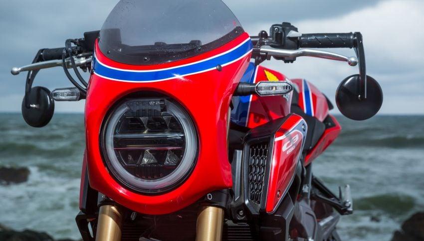 Ten best Honda CB650R customs by Honda Europe Image #1318487