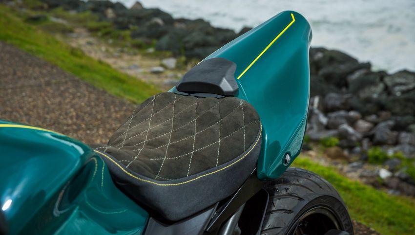 Ten best Honda CB650R customs by Honda Europe Image #1318491