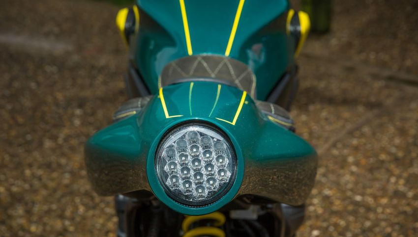 Ten best Honda CB650R customs by Honda Europe Image #1318492