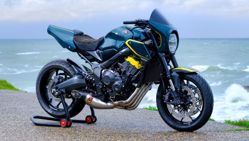 Ten best Honda CB650R customs by Honda Europe Image #1318493