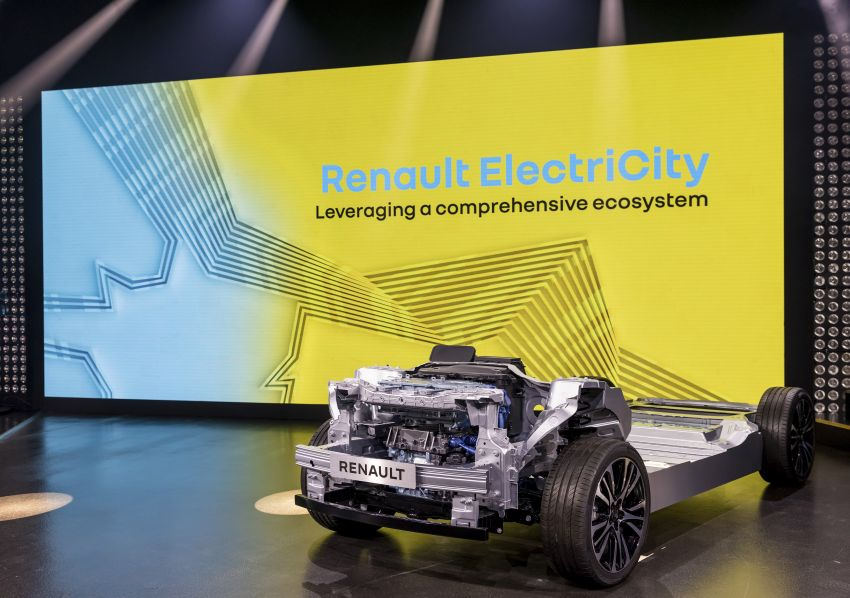 Renault previews future electric model range, battery ecosystem strategy; seven Renault EVs by 2025 Image #1314003