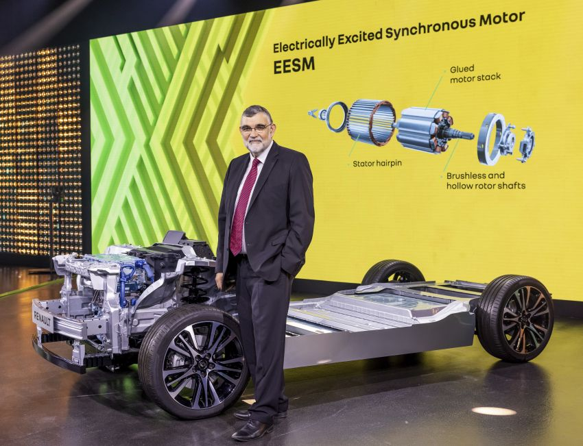 Renault previews future electric model range, battery ecosystem strategy; seven Renault EVs by 2025 Image #1314004
