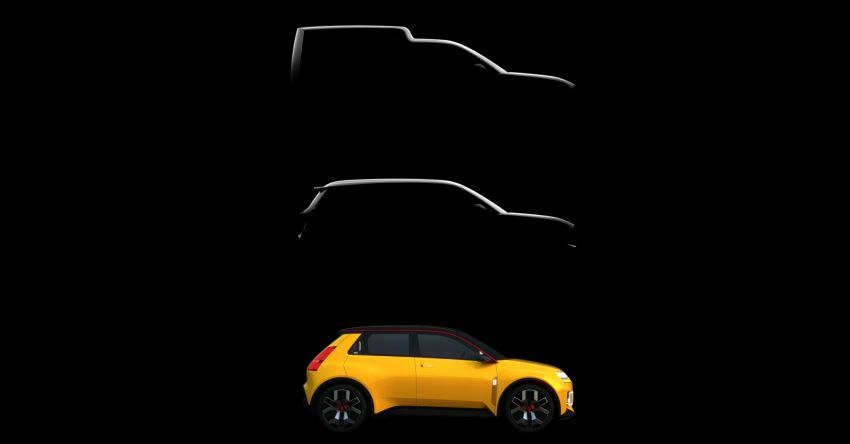 Renault previews future electric model range, battery ecosystem strategy; seven Renault EVs by 2025 Image #1314029