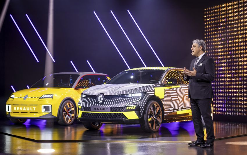 Renault previews future electric model range, battery ecosystem strategy; seven Renault EVs by 2025 Image #1314006