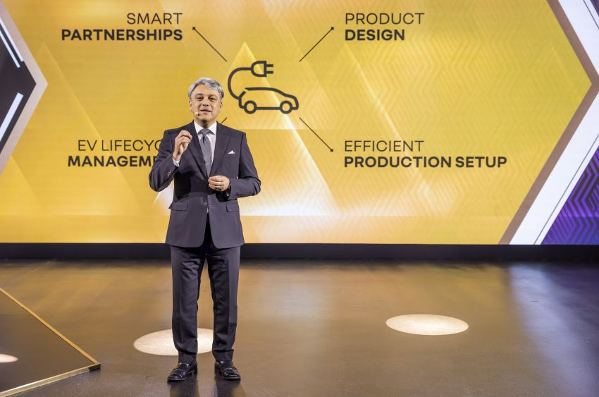 Renault previews future electric model range, battery ecosystem strategy; seven Renault EVs by 2025 Image #1314008