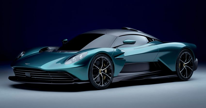 Aston Martin Valhalla debuts in production form – 4.0L twin-turbo V8 PHEV making 950 PS and 1,000 Nm Image #1319939