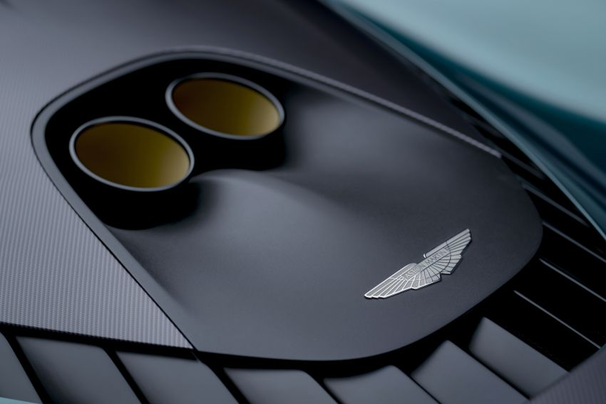 Aston Martin Valhalla debuts in production form – 4.0L twin-turbo V8 PHEV making 950 PS and 1,000 Nm Image #1319952