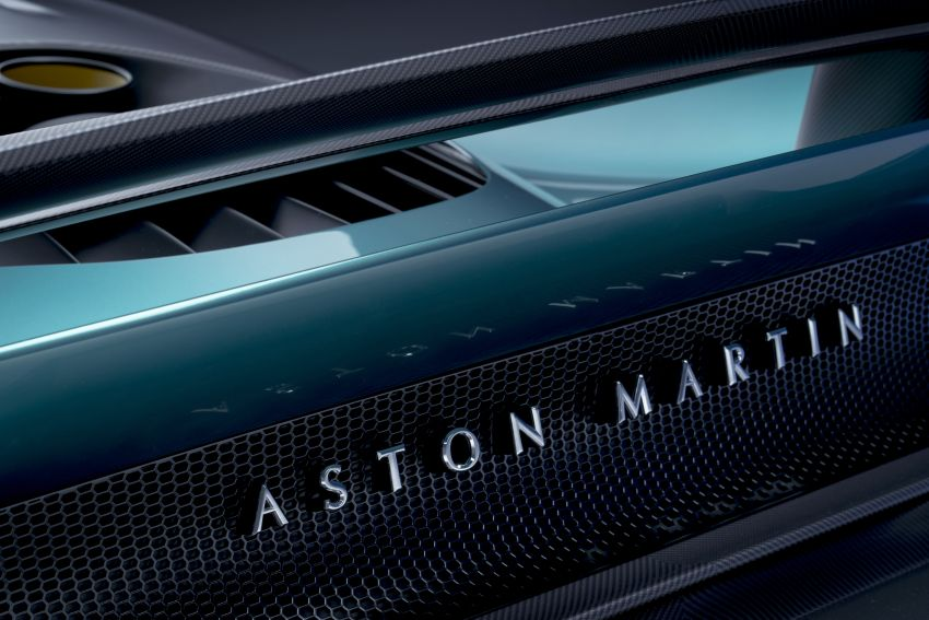 Aston Martin Valhalla debuts in production form – 4.0L twin-turbo V8 PHEV making 950 PS and 1,000 Nm Image #1319954