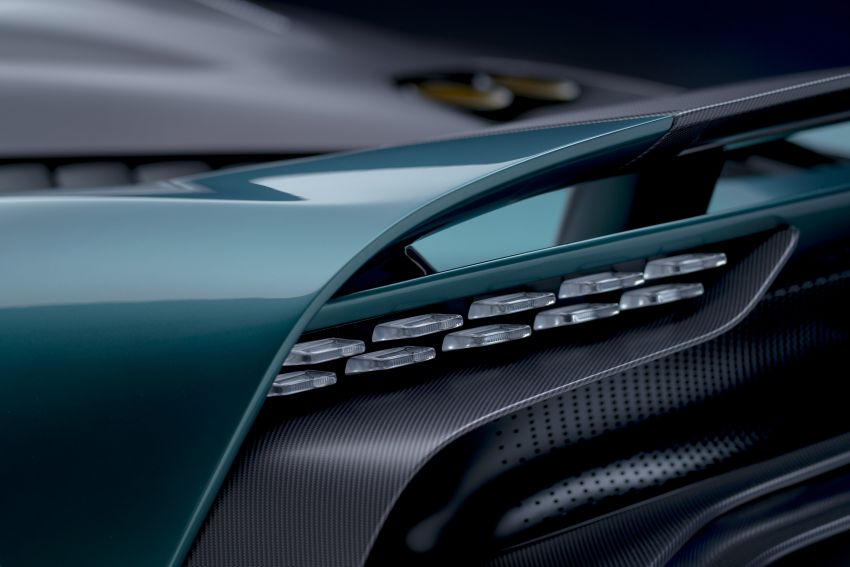 Aston Martin Valhalla debuts in production form – 4.0L twin-turbo V8 PHEV making 950 PS and 1,000 Nm Image #1319957
