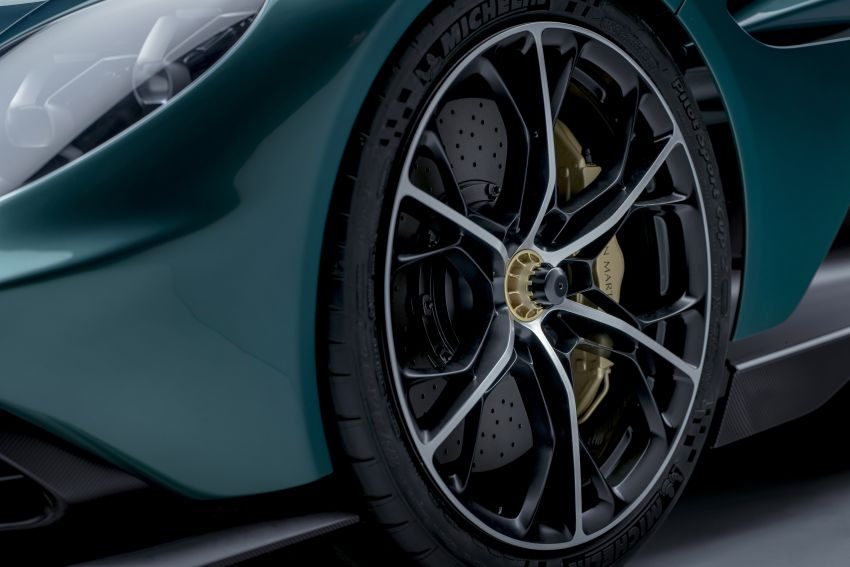 Aston Martin Valhalla debuts in production form – 4.0L twin-turbo V8 PHEV making 950 PS and 1,000 Nm Image #1319961