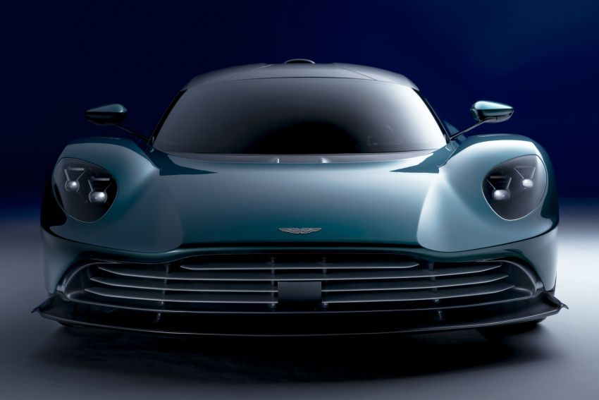 Aston Martin Valhalla debuts in production form – 4.0L twin-turbo V8 PHEV making 950 PS and 1,000 Nm Image #1319942