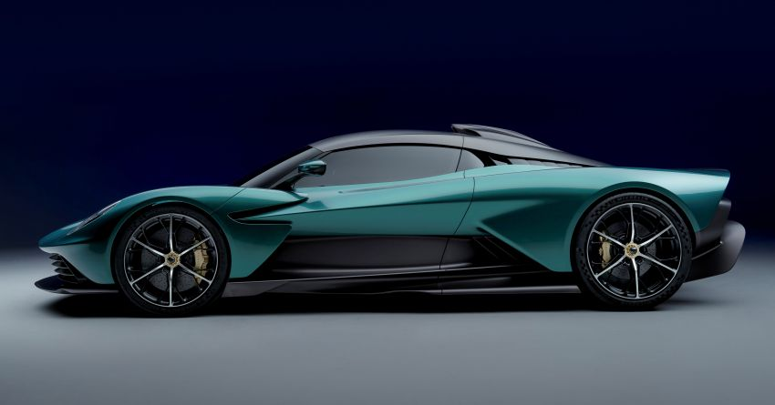 Aston Martin Valhalla debuts in production form – 4.0L twin-turbo V8 PHEV making 950 PS and 1,000 Nm Image #1319945