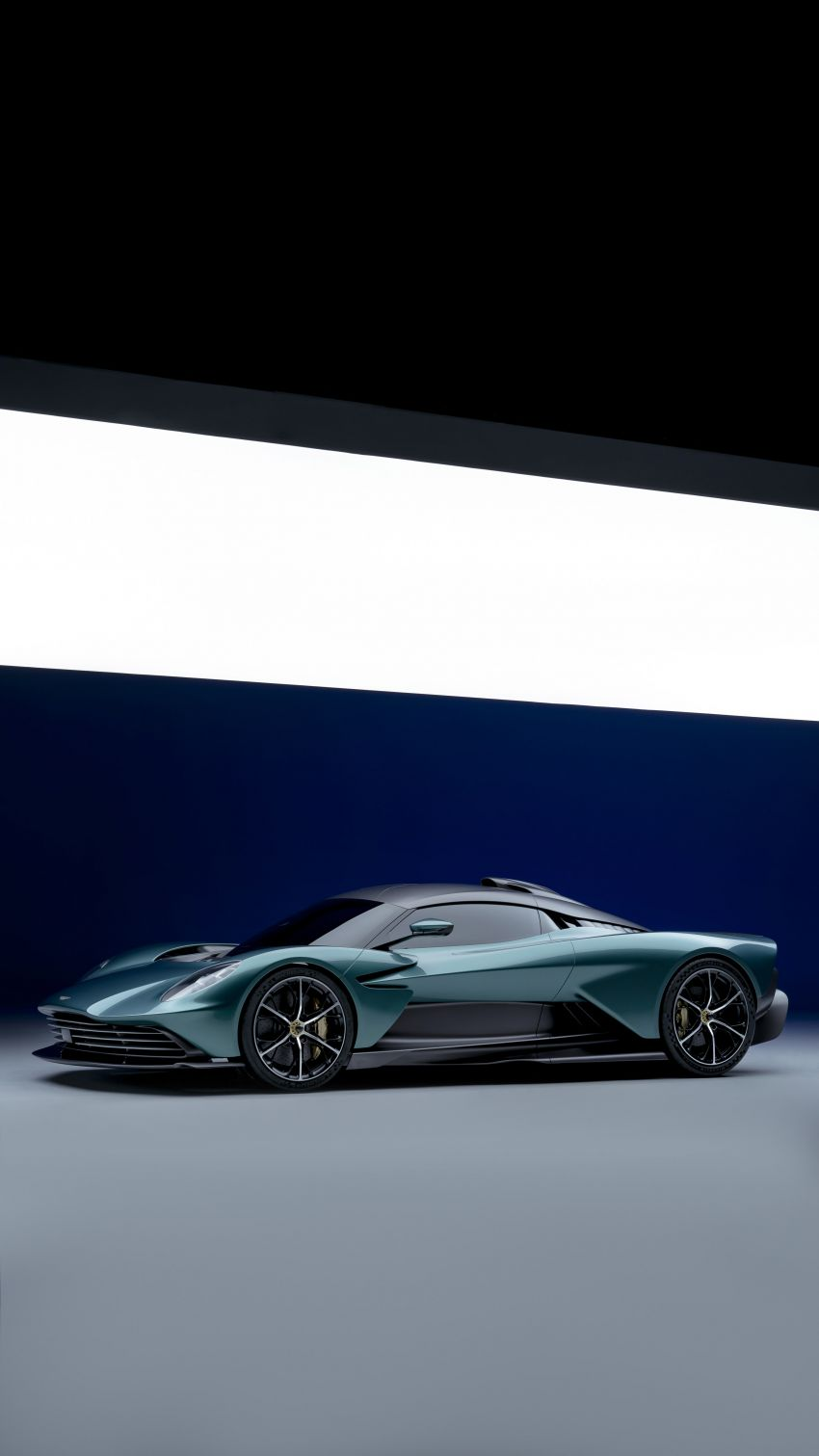 Aston Martin Valhalla debuts in production form – 4.0L twin-turbo V8 PHEV making 950 PS and 1,000 Nm Image #1319946
