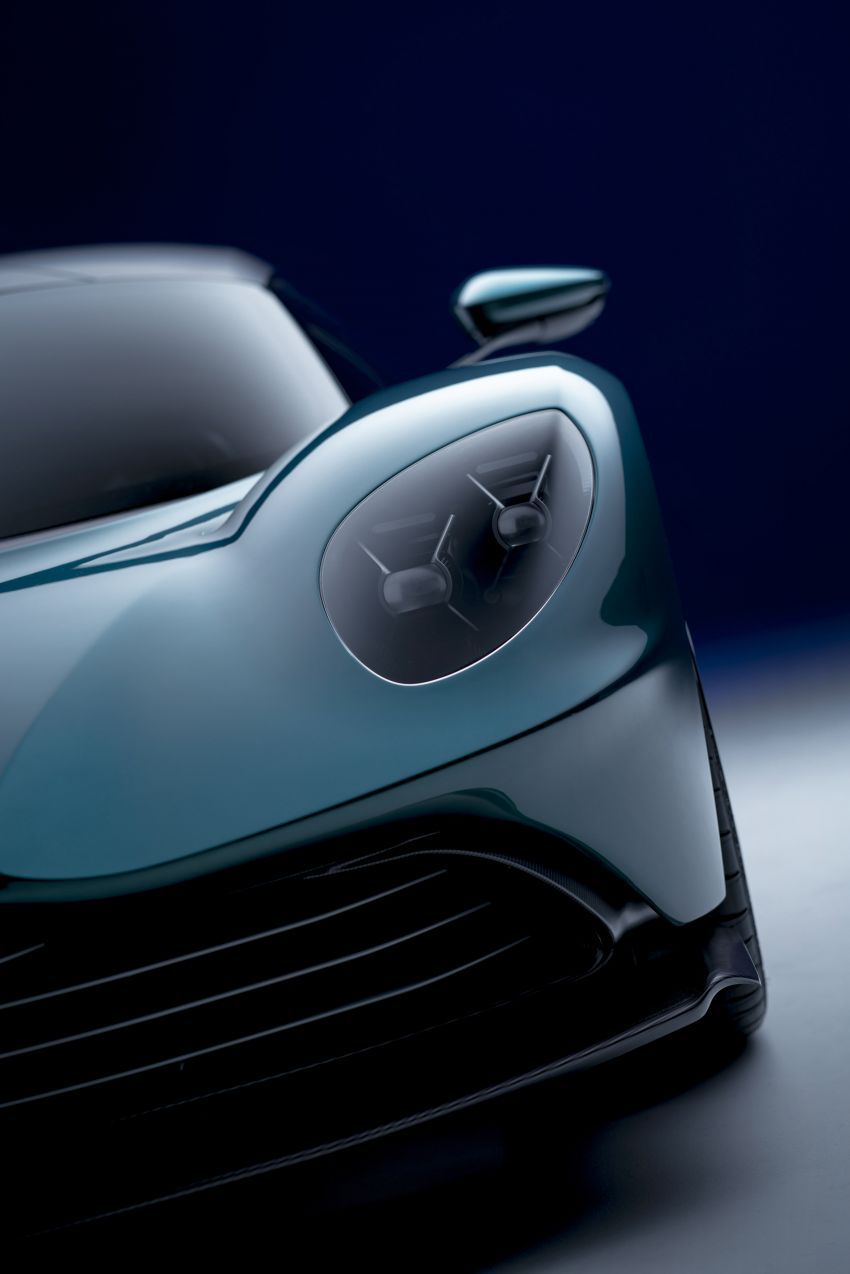 Aston Martin Valhalla debuts in production form – 4.0L twin-turbo V8 PHEV making 950 PS and 1,000 Nm Image #1319949